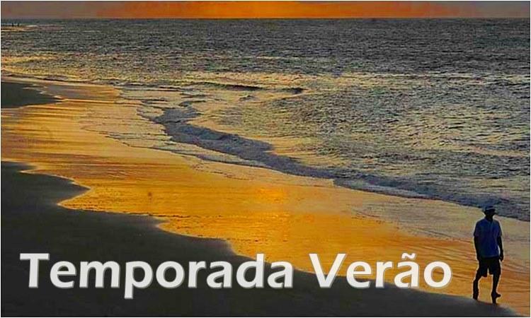 Verão no Litoral Sergipano - Praias no Nordeste Brasileiro -temporadaverao.com