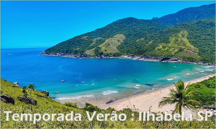 Temporada Verão em IlhaBela no litoral Paulista - temporadaverao.com