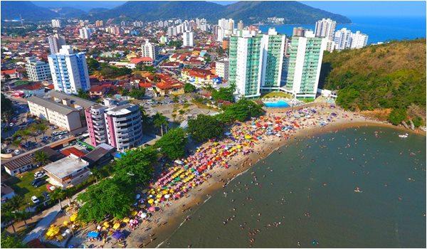 Temporada Verão na Prainha em Caraguatatuba no litoral paulista - temporadaverao.com