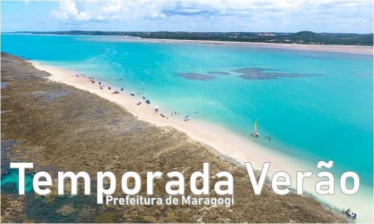 Temporada Verão em Maragogi no Litoral Norte de Alagoas - temporadaverao.com