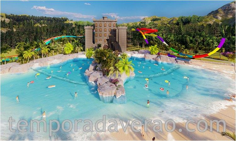 Aquabeeat : parque aquático São José da Lapa - temporadaverao.com