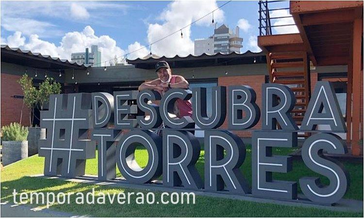 Temporada Verão - Produtor Cultural San Lopez em Torres Litoral Norte Gaúcho