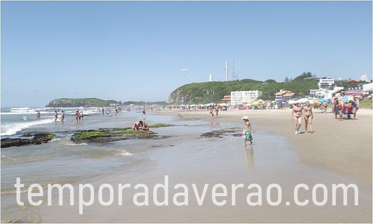 Torres - Temporada Verão no Litoral Norte Gaúcho