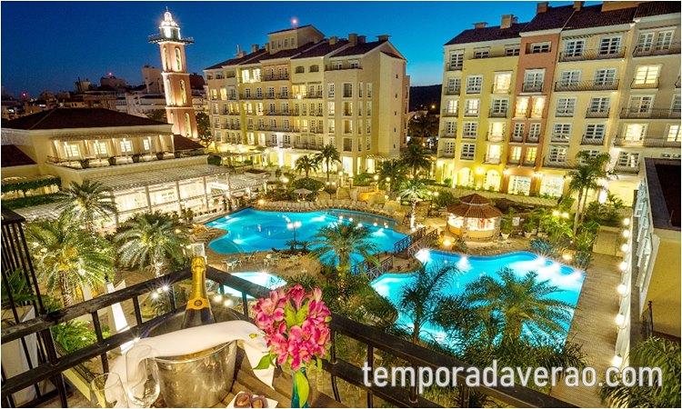 IL Campanario Villaggio Resort em Jurerê, Florianópolis - temporadaverao.com