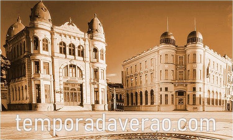 Recife Temporada Verão - Turismo no Nordeste - temporadaverao.com