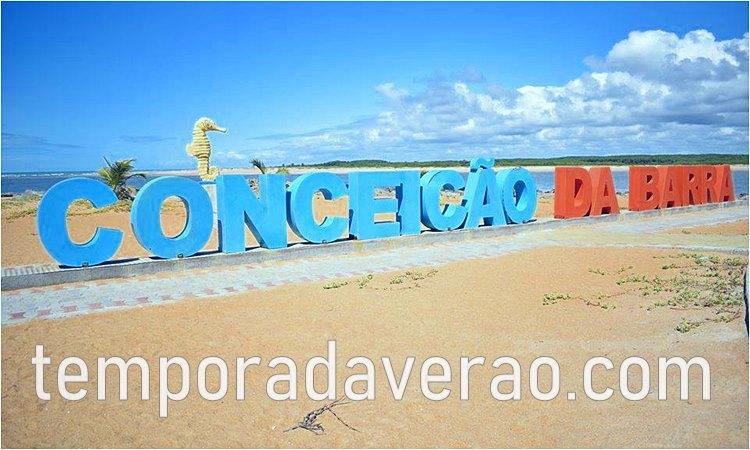 Conceição da Barra no Litoral Capixaba - temporadaverao.com