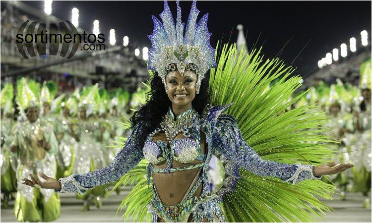 Carnaval Rio de Janeiro - Musas do Carnaval - sortimentos.com