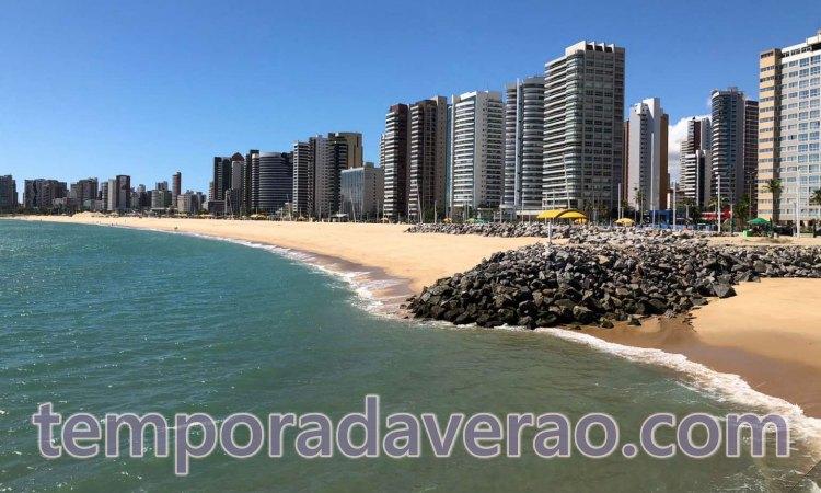 Fortaleza Temporada Verão - Turismo - Destinos - temporadaverao.com